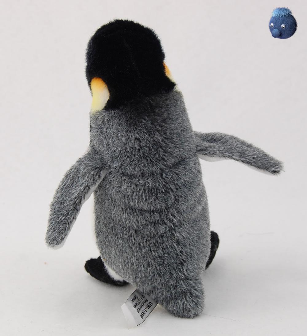 ca kleiner Pinguin Uni Toys Kaiserpinguin Plüschtier / Stofftier 18 cm