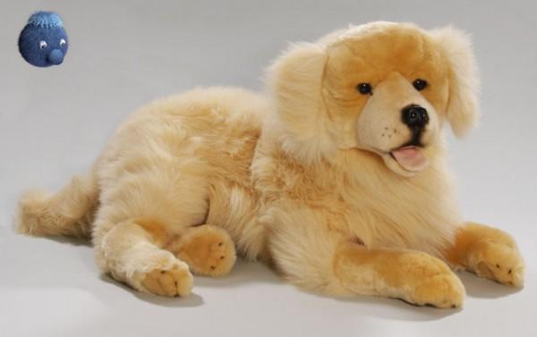 Plüsch Golden Retriever liegend ca. 60 cm ★ Plüschhund / Plüsch Hund