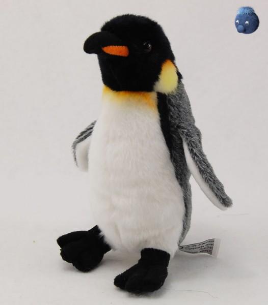 Kaiser Pinguin stehend aus Plüsch ★ Plüsch Pinguin 18 cm