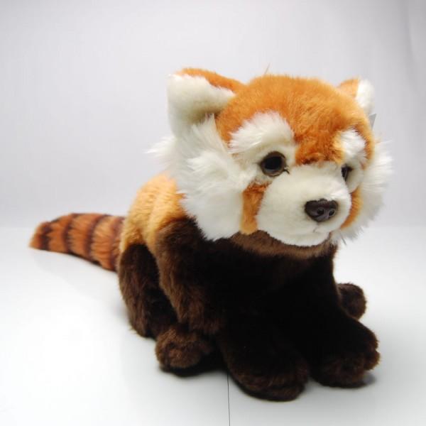 Plüschbär Roter Panda, Katzenbär ca. 49 cm mit Schwanz  - CD-2212-00
